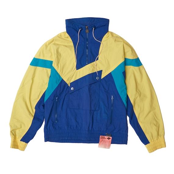 Vintage Ski Jacket / 90s White Stag Ski Jacket / W