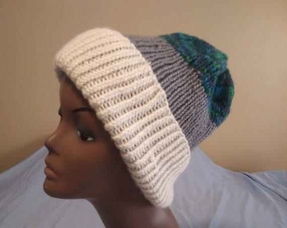 28A Knitted Hat