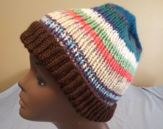 26A Knitted Hat