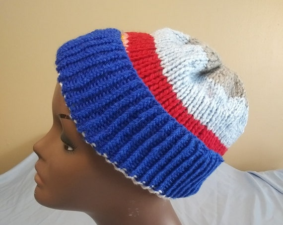 27A Knitted Hat