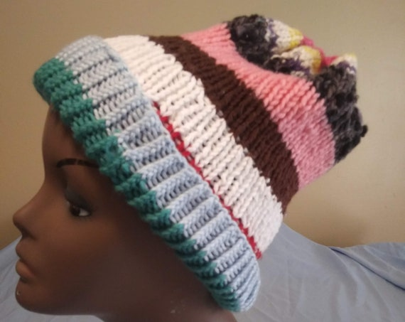 25A Knitted Hat