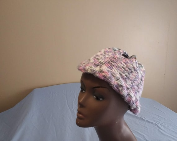 24A Knkitted Hat