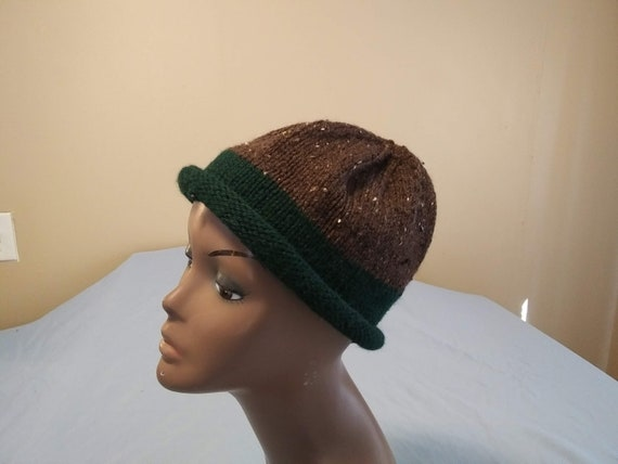 21A Knitted Hat