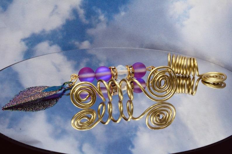 3 piece Loc\\Braid Jewelry