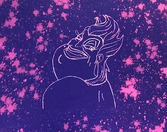 Ursula - Bleach Painted T-Shirt