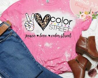 Peace Love Color Street