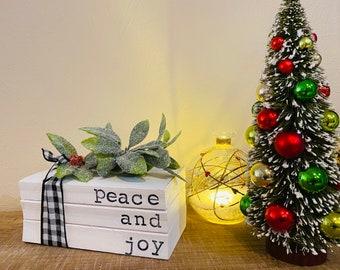 Christmas books | Etsy