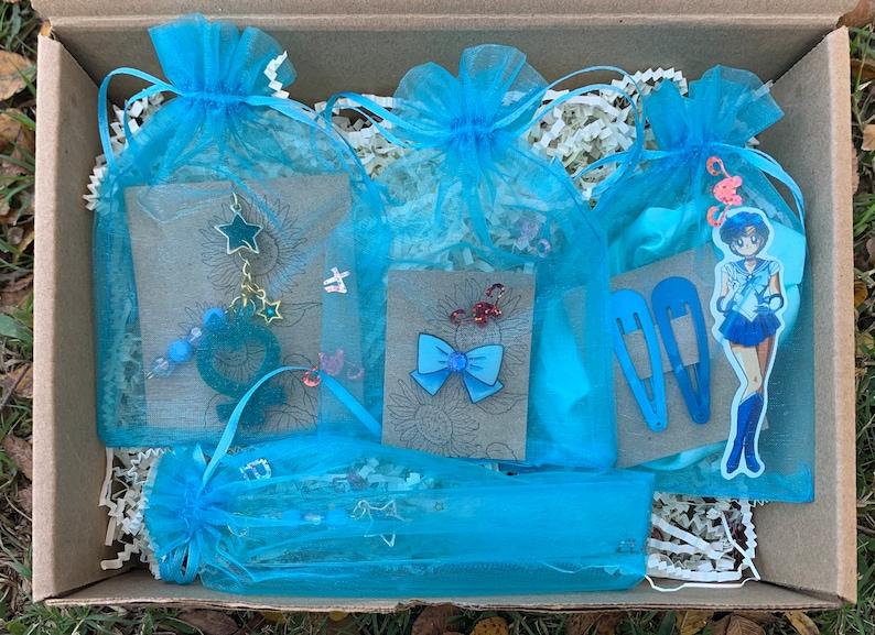 Sailor Mercury Gift Set
