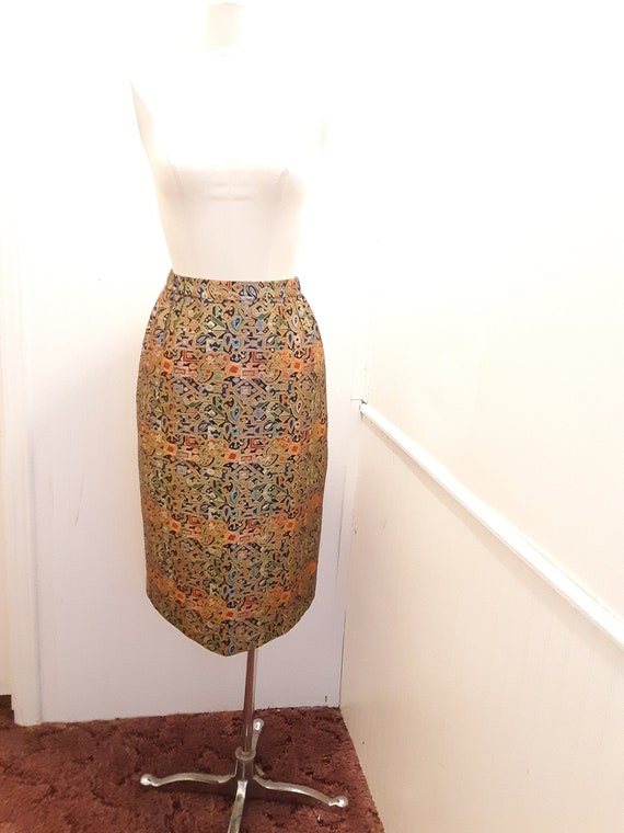 Fabulous Vintage 1980's L. Rothschild For Lilli An