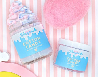 Cotton Candy- Whipped Body Butter