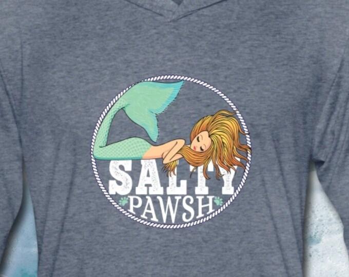 Salty Pawsh Hoodie Shirt