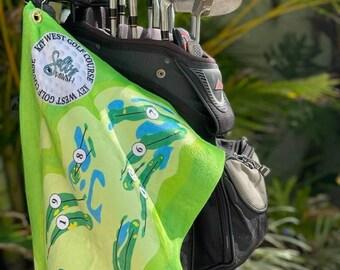Key West Golf Course Golf Towel