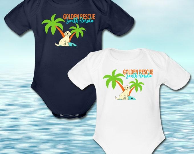 GRSF Organic Baby Bodysuit