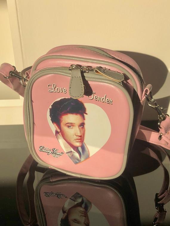 Vintage Elvis Presley bag