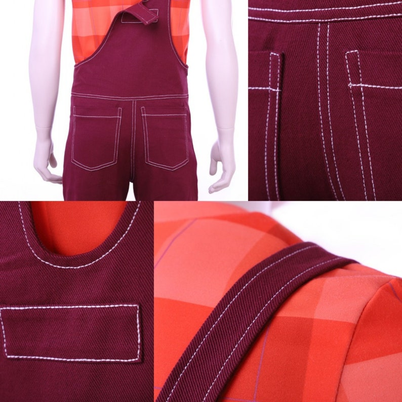Ralph Breaks the Internet cosplay costume,Wreck-it Ralph costume,Costume For Halloween Party Anime Exhibition  For Men