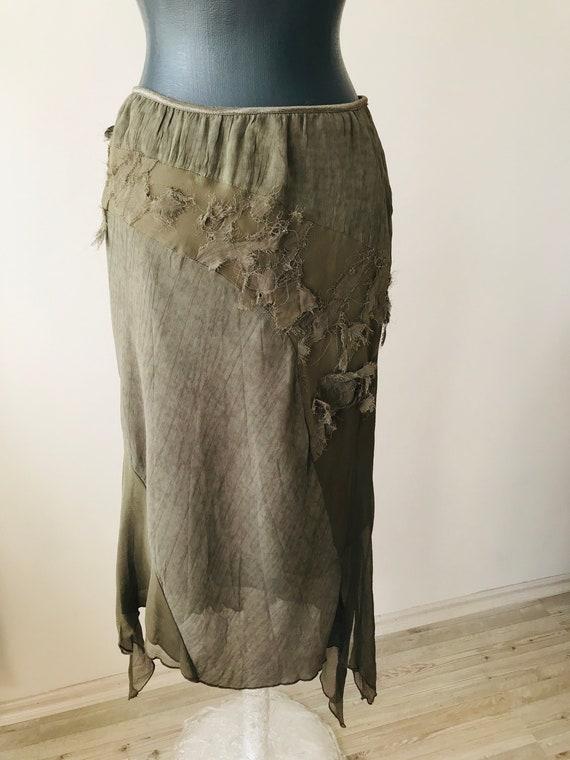 Clothing ,Vintage Women's Skirt 1980s