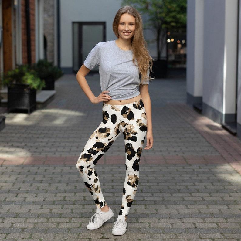 Leopard Pattern Leggings