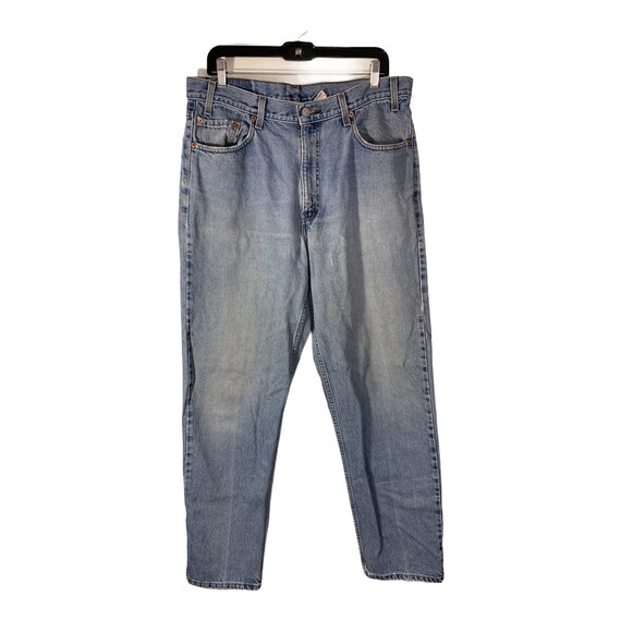 AWESOME Vintage Levis Relaxed Fit 550 W36 x L32