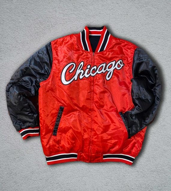 Vintage Chicago Bulls Jacket - Size L