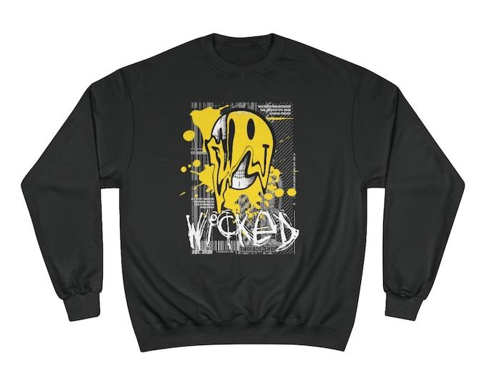Featured listing image: Melting Smile sweatshirt