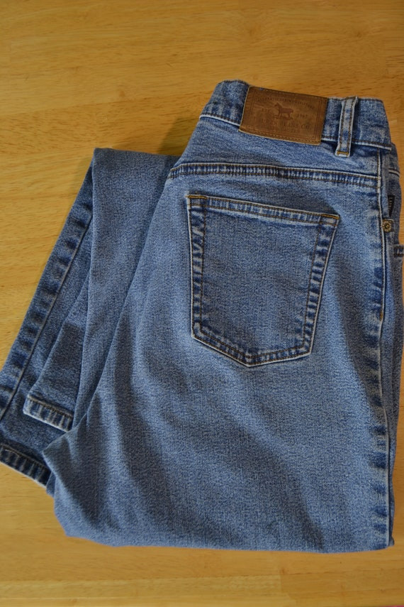 Ralph Lauren mom Jeans