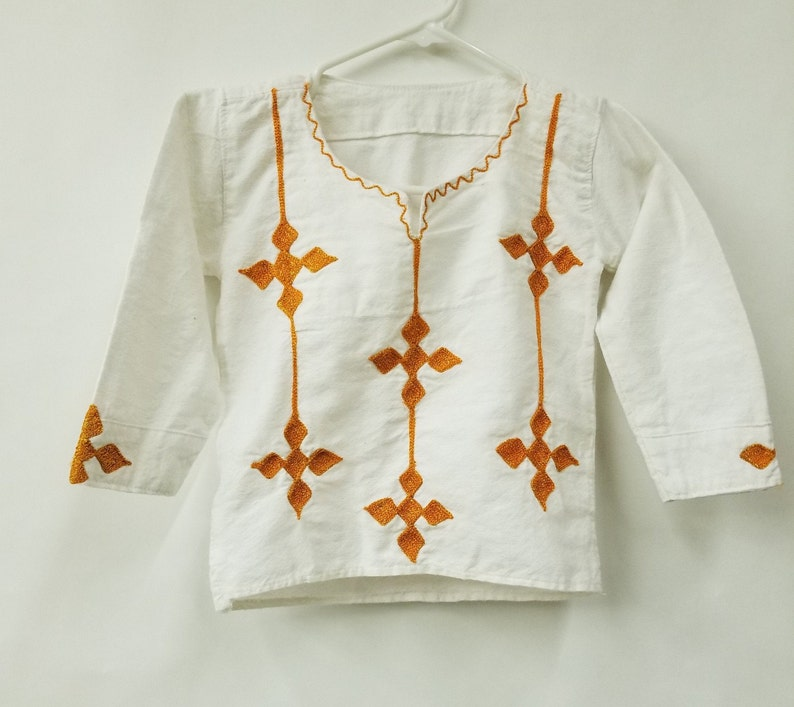 Habesha boys cloth