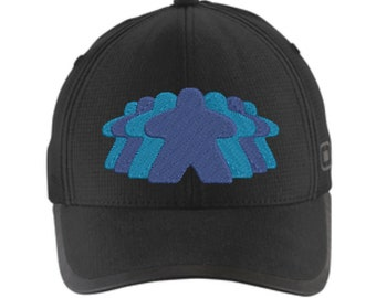 Meeple Hat Embroidered