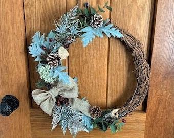 Christmas Green Pine Wreath