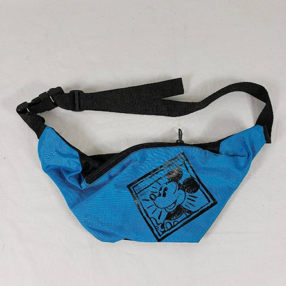 Disney Mickey Mouse Fresh Mouse Fanny Pack Retro V