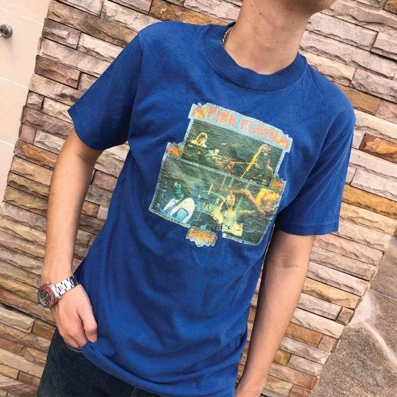 Vintage 80's Pinkfloyd t-shirt single stitch USA B