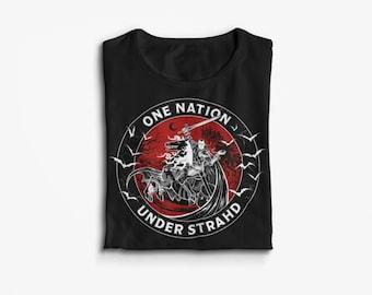 DnD Shirt, One Nation Under Strahd