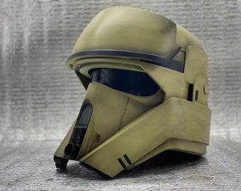 Patrol Stormtrooper helmet Star Wars Raw\\Cosplay\\Airsoft