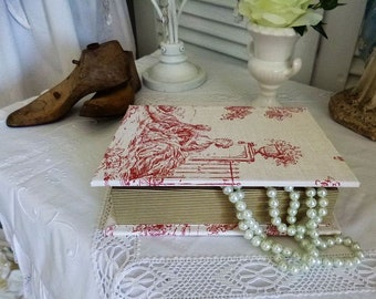 Salicina Creations Spring Box Salicina Special Offer Toile de Jouy Clutches and Earrings