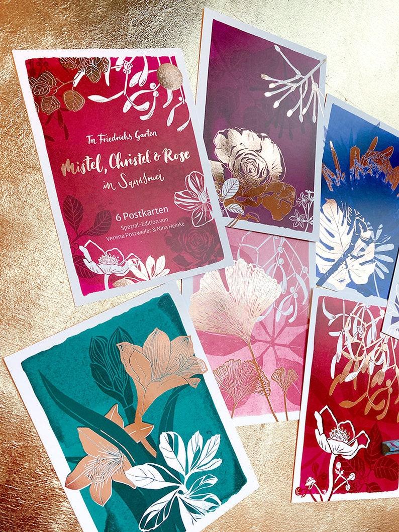 Card Set: Mistel Christel & Rose image 1