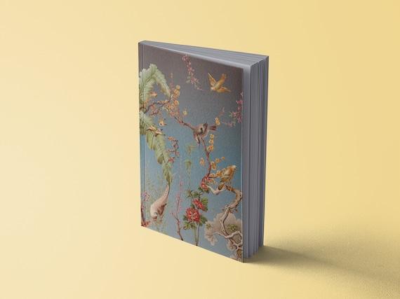 Notebook Vintage Japan, 13 x 20 cm
