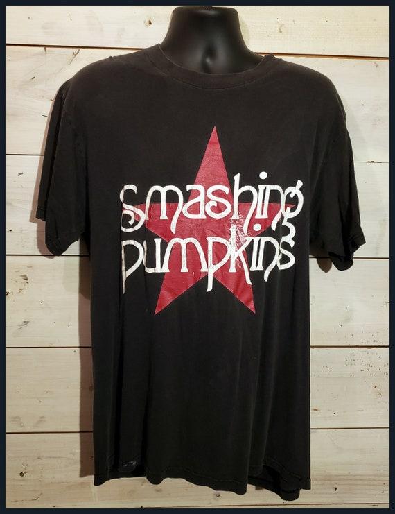 Vintage 1993 Smashing Pumpkins Just Say Maybe t-sh