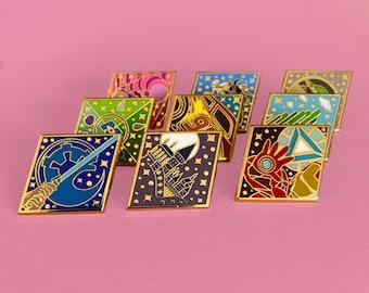 Fantasy Pin Collection
