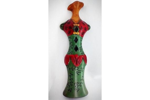 Floral Womens Dress Vase