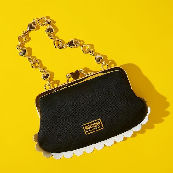 Authentic Vintage Moschino Mini Bag