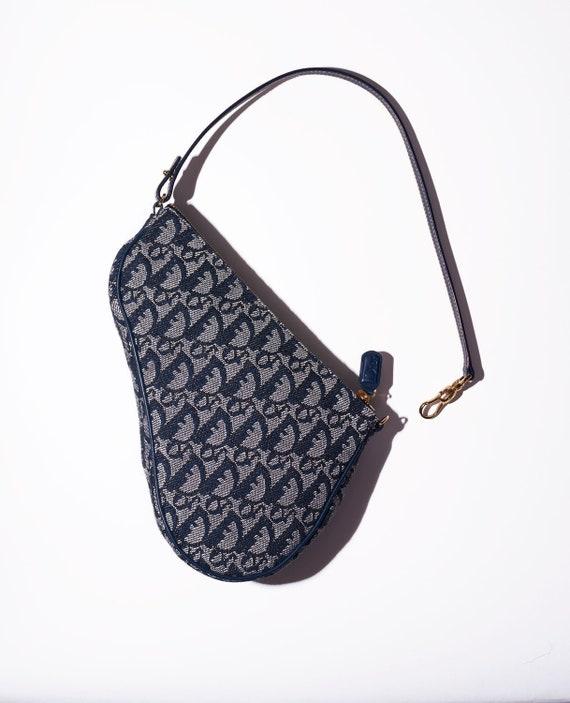 Christian Dior Saddle Pouchette