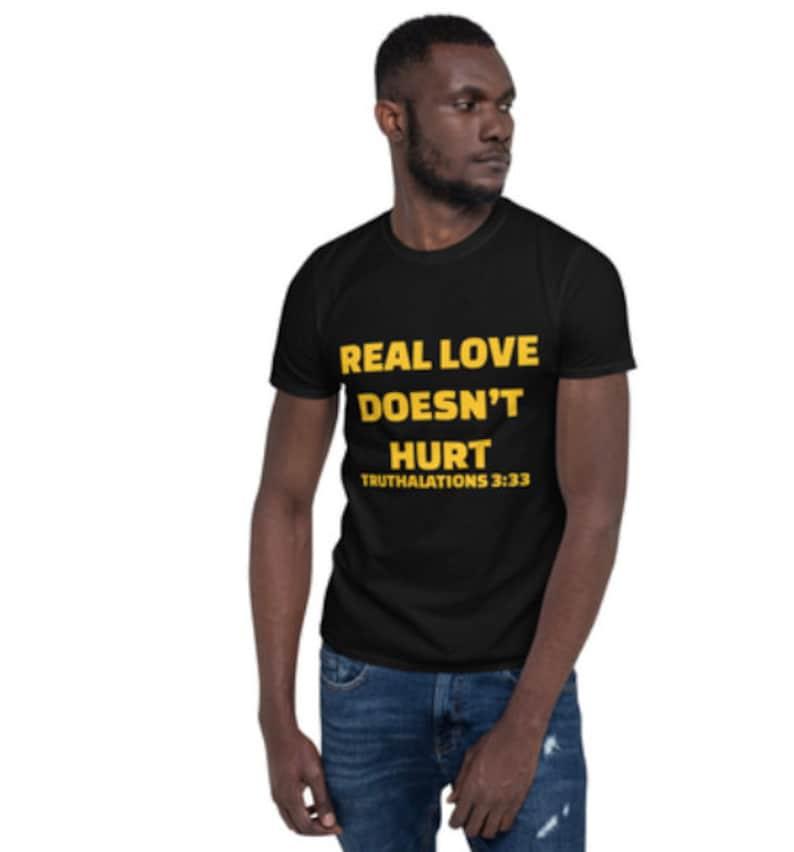 Real Love Truthalations Shirt By AaronaTheVirgo image 0