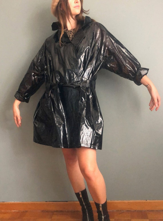 Big Perfect Rain Coat