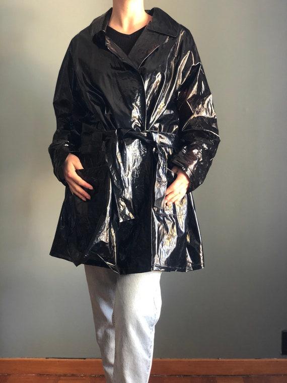 Big Perfect Rain Coat