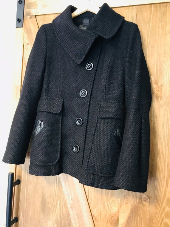 Mackage short pea coat