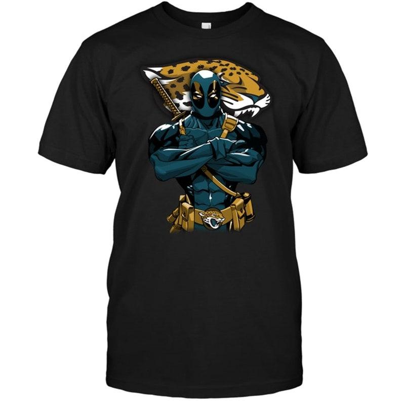Jacksonville Jaguars Giants Deadpool Jacksonville Jaguars