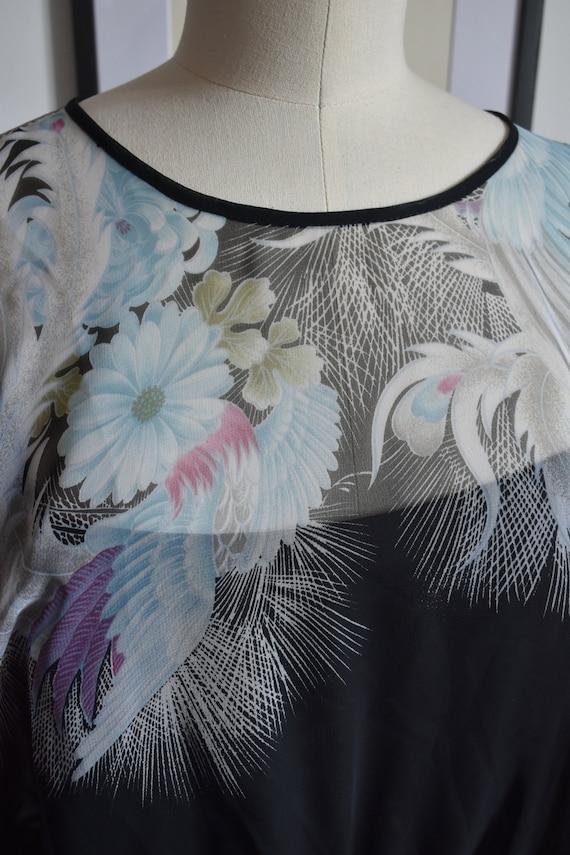 Gorgeous Vintage Maxi Boho Dress - image 8