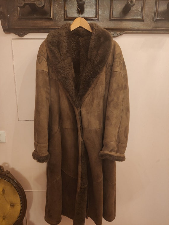 Vintage Fur of Mutton, equal to the new