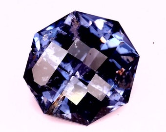 Natural 2ct Blue & Gray Spinel