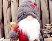 Nordic Tomte Hygge Dwarf Gnome Decor Modern Christmas Scandinavian Gnome Nisse Modern Christmas Christmas Clearance Winter Decor