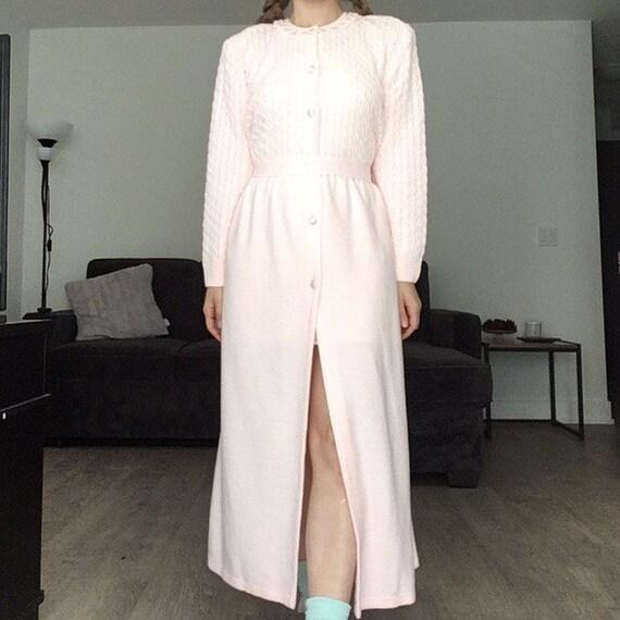 Rosy Cozy Pink dress